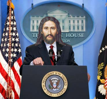 If Jesus Were President