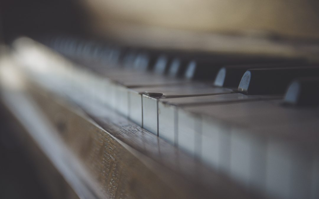 A Brief History of My Pianos